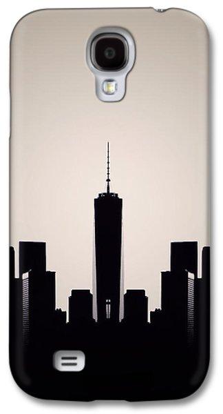 Downtown Deco Galaxy S4 Case by Natasha Marco