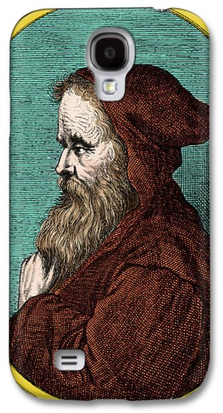 Empedocles, Ancient Greek Philosopher Galaxy S4 Case