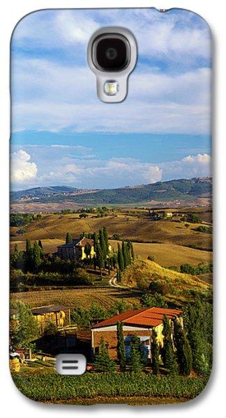 Europe, Italy, Tuscany, San Quirico Galaxy S4 Case
