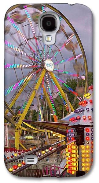 Ferris Wheel Fairground Ride Galaxy S4 Case