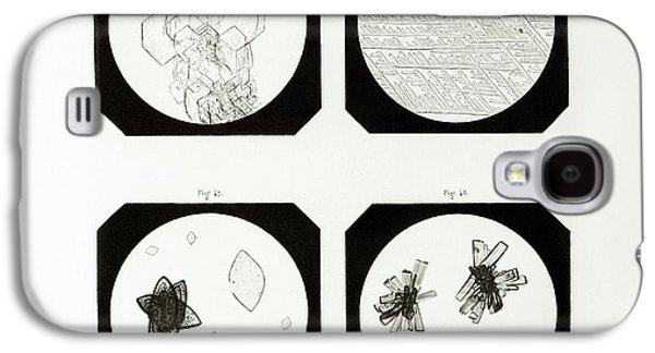 First Ever Photomicrographs Galaxy S4 Case by British Library