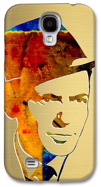 Frank Sinatra Gold Series Galaxy S4 Case