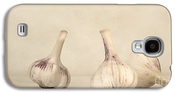 Fresh Garlic Galaxy S4 Case by Priska Wettstein