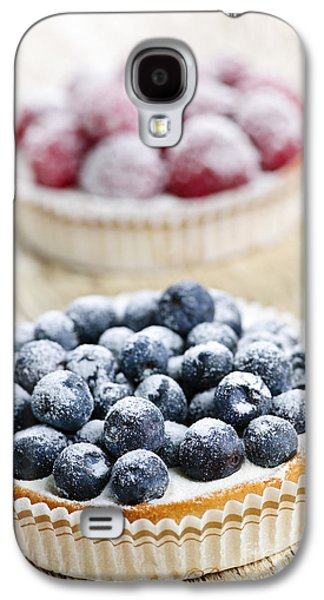 Fruit Tarts Galaxy S4 Case by Elena Elisseeva
