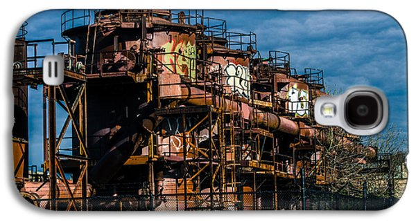 Gas Works Park Seattle Galaxy S4 Case by Puget  Exposure