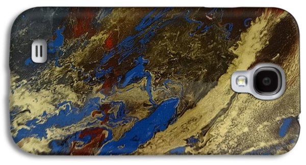 Gold Forecast Galaxy S4 Case by Jean-francois Suys