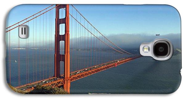Golden Gate Bridge Galaxy S4 Case by Melanie Viola