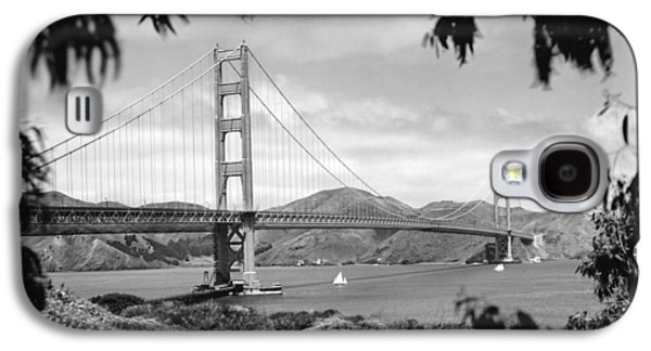 Golden Gate Bridge Galaxy S4 Case by Underwood Archives