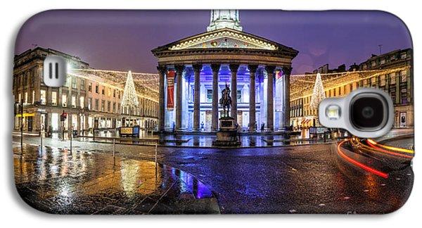 Goma Glasgow Galaxy S4 Case by John Farnan