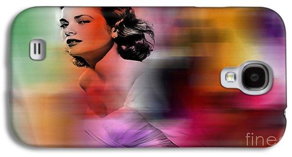 Grace Kelly Galaxy S4 Case by Marvin Blaine