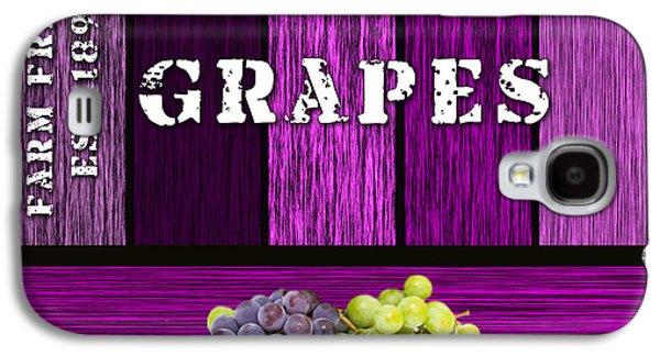 Grape Farm Galaxy S4 Case