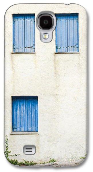 Greek House Galaxy S4 Case by Tom Gowanlock