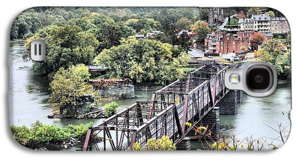 Harpers Ferry Galaxy S4 Case by JC Findley