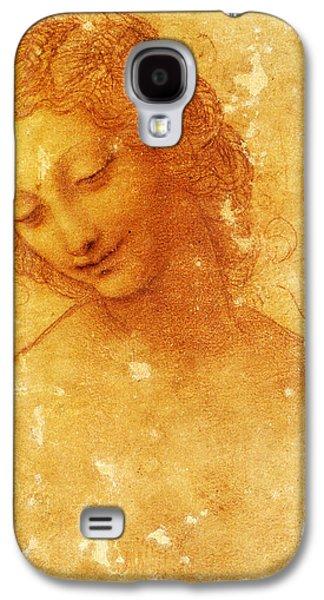 Head Of Leda Galaxy S4 Case