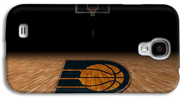 Indiana Pacers Galaxy S4 Case by Joe Hamilton