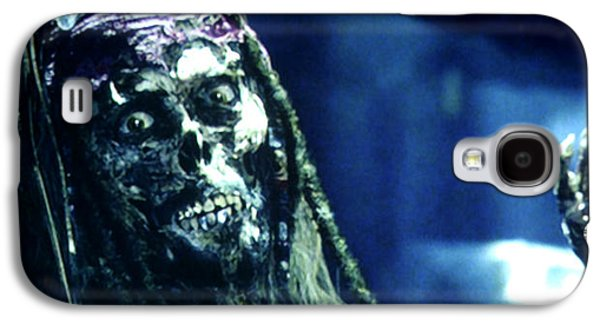 Jack Sparrow Galaxy S4 Case by Jack Hood
