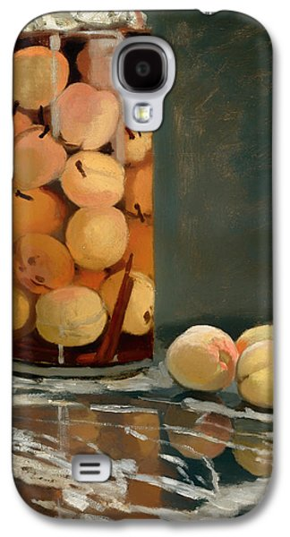 Jar Of Peaches Galaxy S4 Case