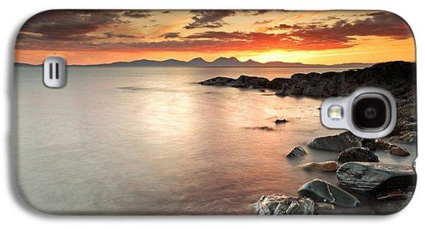Jura Sunset Galaxy S4 Case