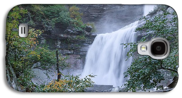 Kaaterskill Falls Square Galaxy S4 Case by Bill Wakeley