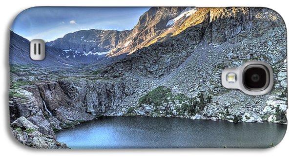 Kit Carson Peak And Willow Lake Galaxy S4 Case