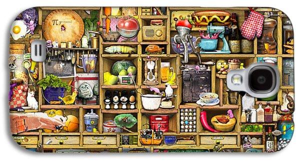 Kitchen Cupboard Galaxy S4 Case