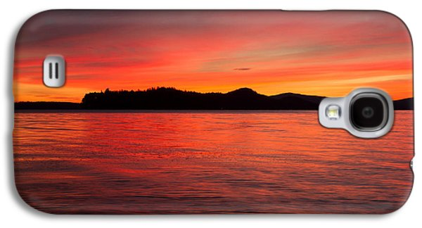 Lake Winnipesaukee Galaxy S4 Case