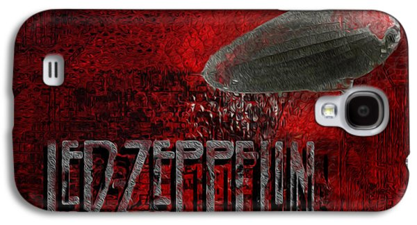 Led Zeppelin Galaxy S4 Case