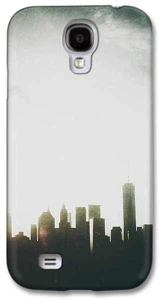 Light And Shadow Galaxy S4 Case by Natasha Marco