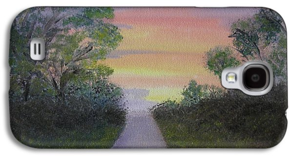 Light At The Other End Galaxy S4 Case by Sayali Mahajan