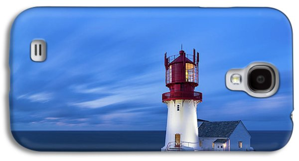 Lindesnes Fyr - Lighthouse In The South Of Norway Galaxy S4 Case