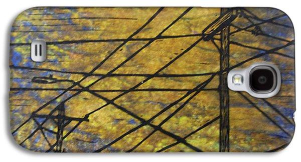 Lines Galaxy S4 Case