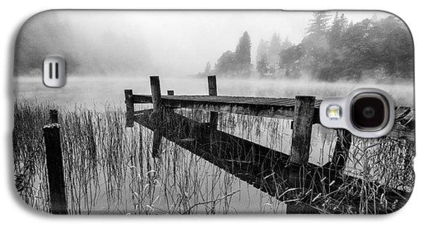 Loch Ard Early Mist Galaxy S4 Case by John Farnan