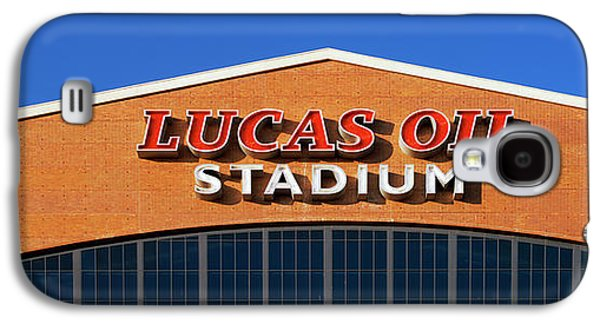 Low Angle View Of A Stadium, Lucas Oil Galaxy S4 Case by Panoramic Images