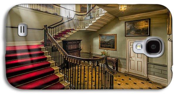 Mansion Stairway Galaxy S4 Case by Adrian Evans