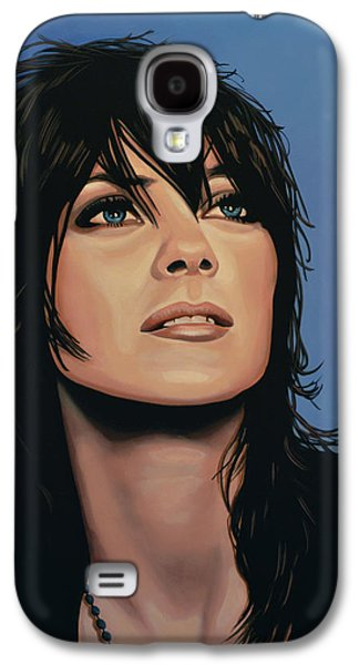 Knight Galaxy S4 Case - Marion Cotillard by Paul Meijering