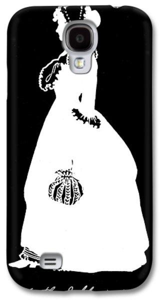 Martha Jefferson Randolph (1772-1836) Galaxy S4 Case by Granger