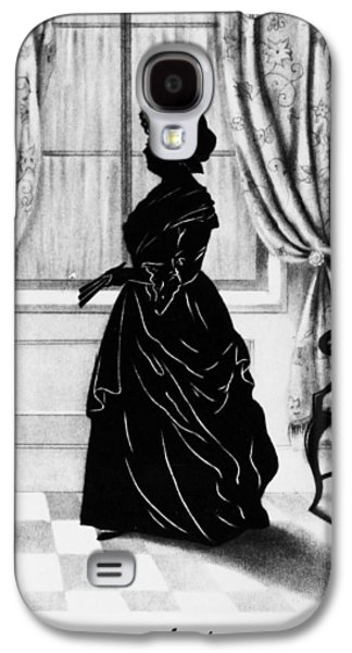 Martha Washington (1731-1802) Galaxy S4 Case by Granger