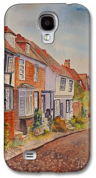 Mermaid Street Rye Galaxy S4 Case
