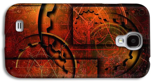 More Than Reality Galaxy S4 Case by Franziskus Pfleghart