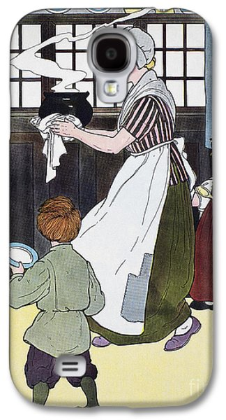 Mother Goose, 1916 Galaxy S4 Case by Granger