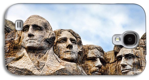 Mount Rushmore Monument Galaxy S4 Case