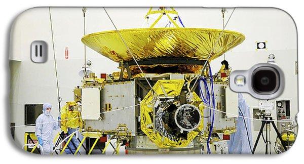 New Horizon's Spacecraft Galaxy S4 Case by Nasa