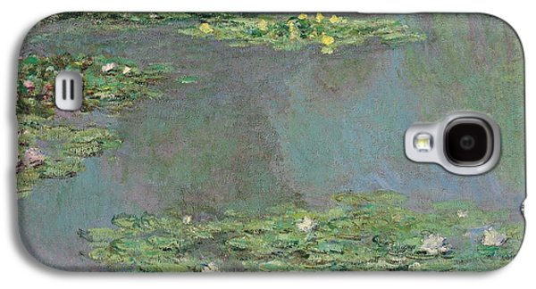 Nympheas Galaxy S4 Case by Claude Monet