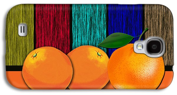 Oranges Galaxy S4 Case