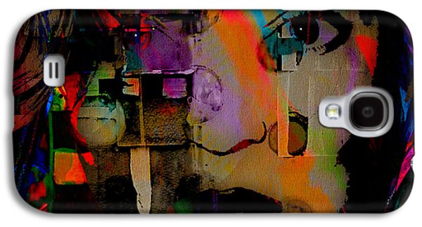 Original Abstract Galaxy S4 Case by Marvin Blaine