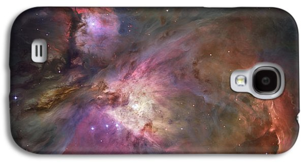 Orion Nebula Galaxy S4 Case by Sebastian Musial