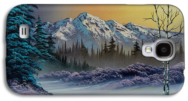 Frosty Enchantment Galaxy S4 Case