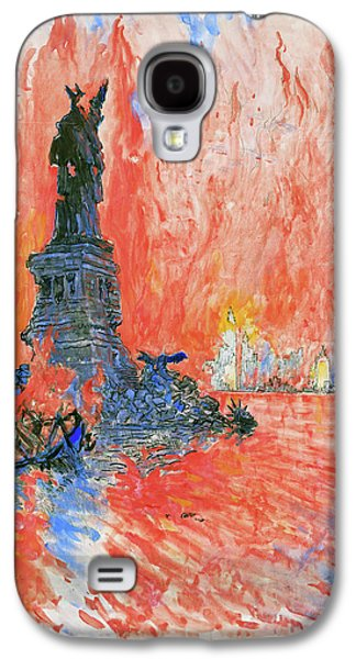 Pennell New York City Galaxy S4 Case by Granger
