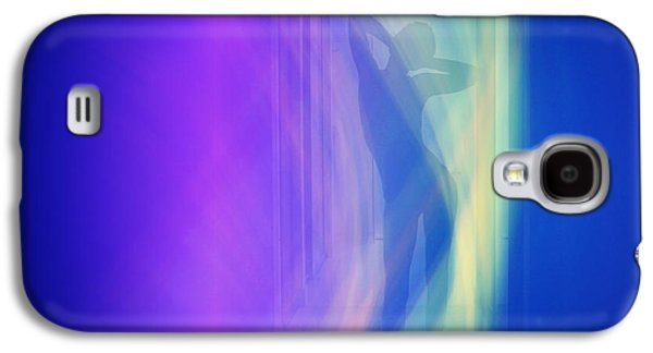 Abstract Movement Galaxy S4 Case - Phoenix Rising by Laura Fasulo