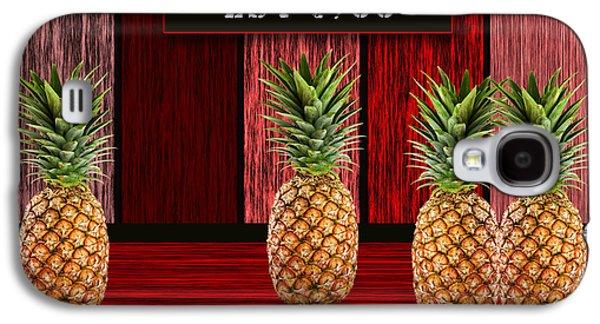 Pineapple Farm Galaxy S4 Case by Marvin Blaine
